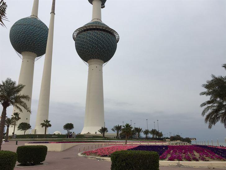 Jalan Jalan ke Kuwait