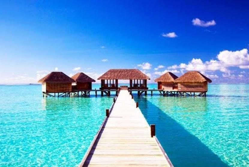 Jalan Jalan ke Maladewa