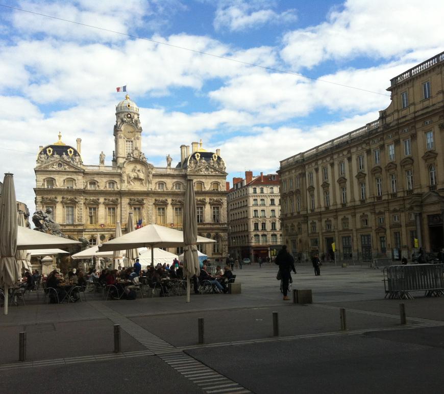 Jalan jalan ke Lyon