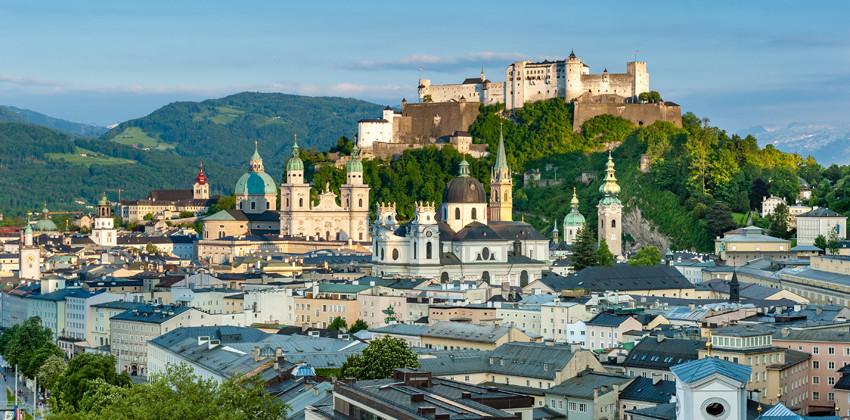 Jalan jalan ke Salzburg
