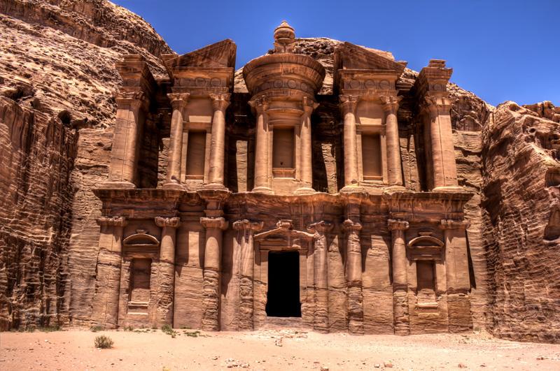 Tempat Wisata di Yordania