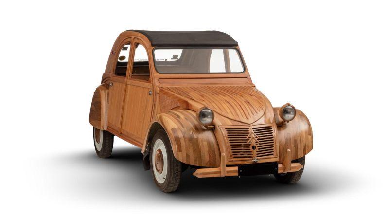 Sejarah Mobil Citroen