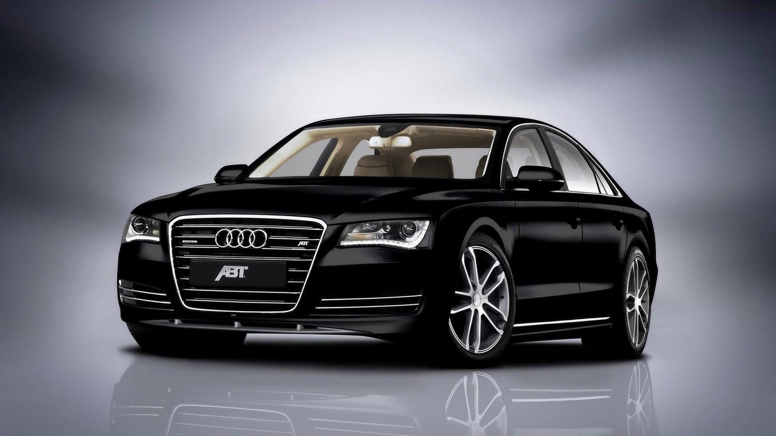Sejarah mobil Audi