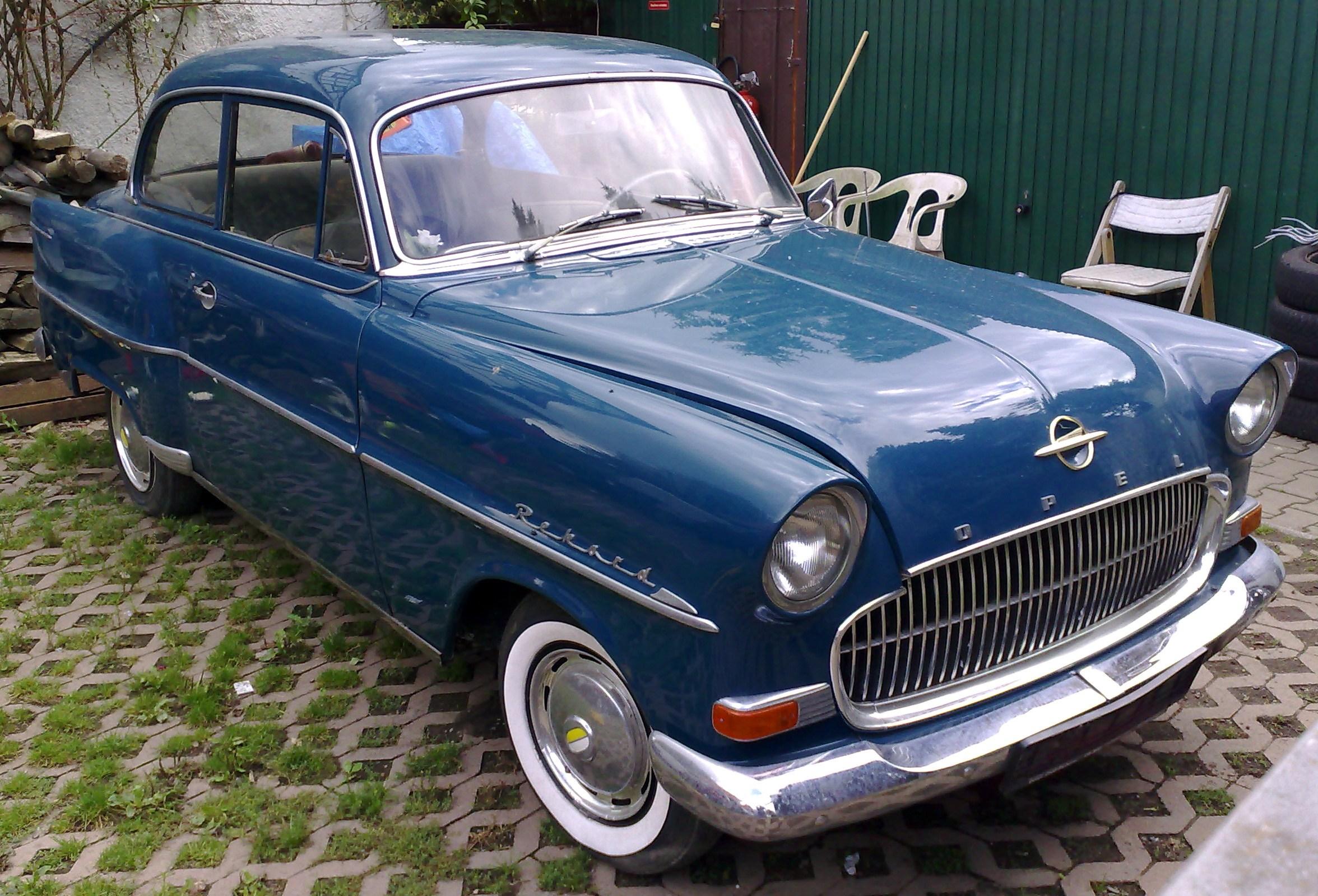 Sejarah mobil Opel