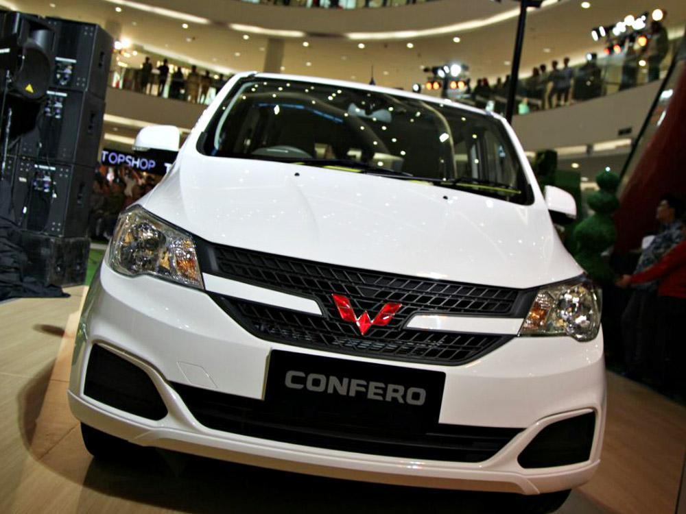 Sejarah mobil Wuling