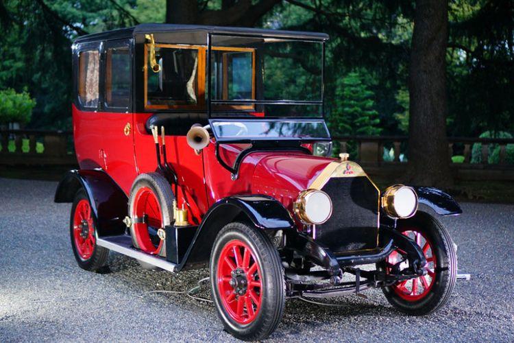 sejarah mobil Mitsubishi