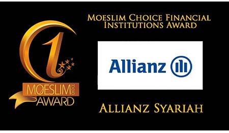 award asuransi syariah allianz