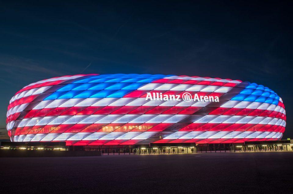 eksterior allianz arena