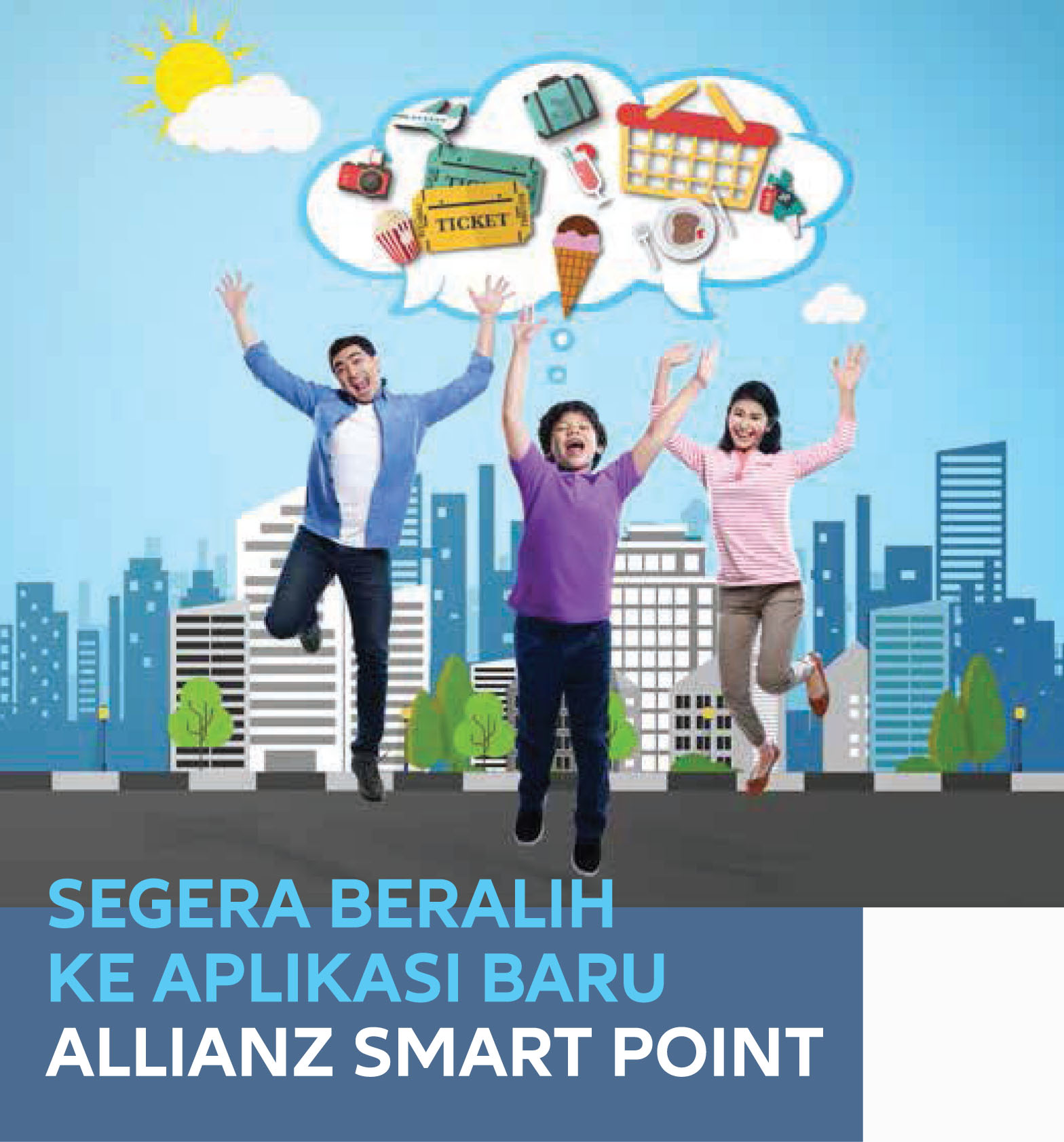 allianz smart point baru