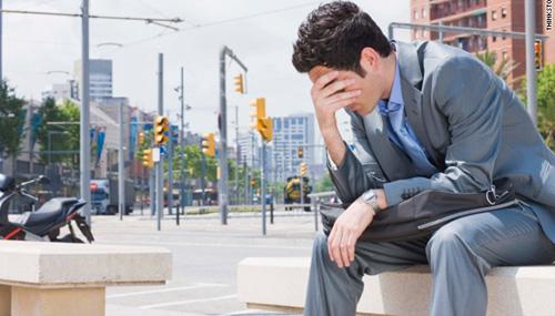 stress gara gara sakit kritis