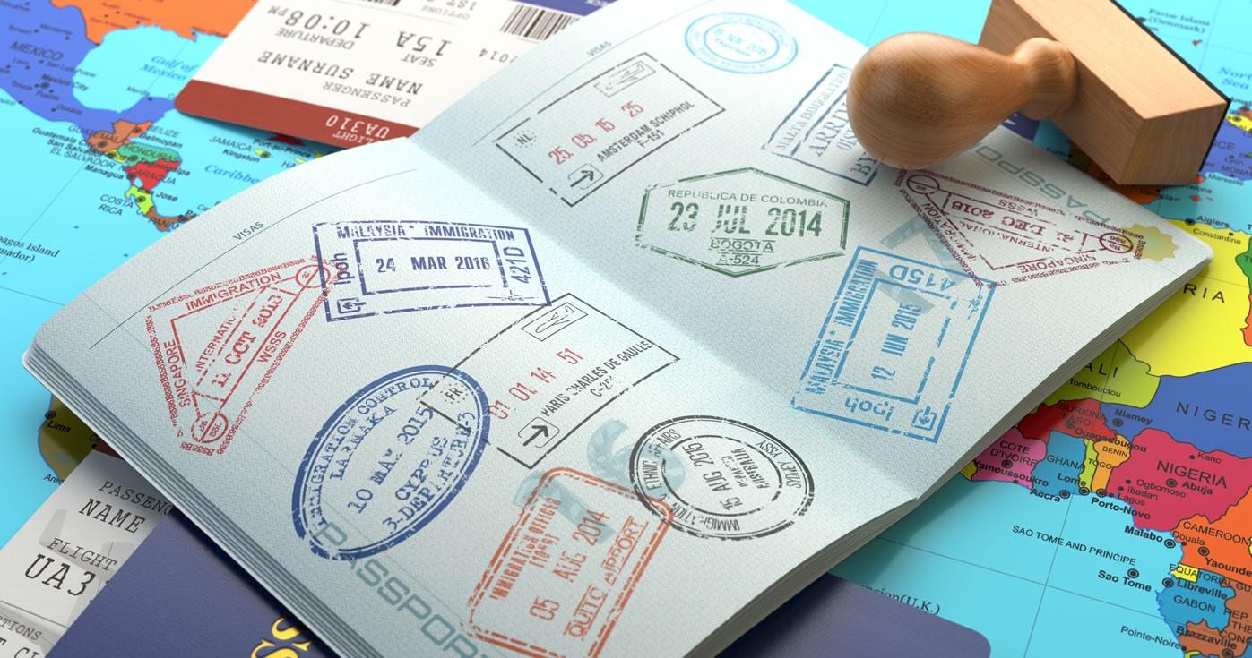 cap paspor